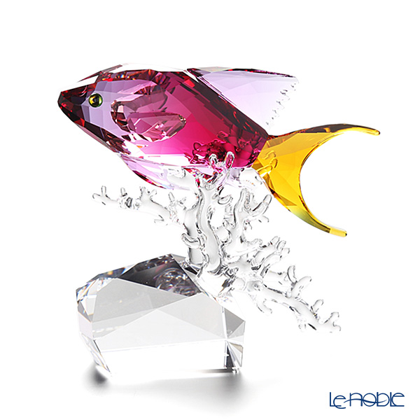 Swarovski 'Antias Fish (Sea Animal)' SWV5494699 [2019] Figurine H11cm