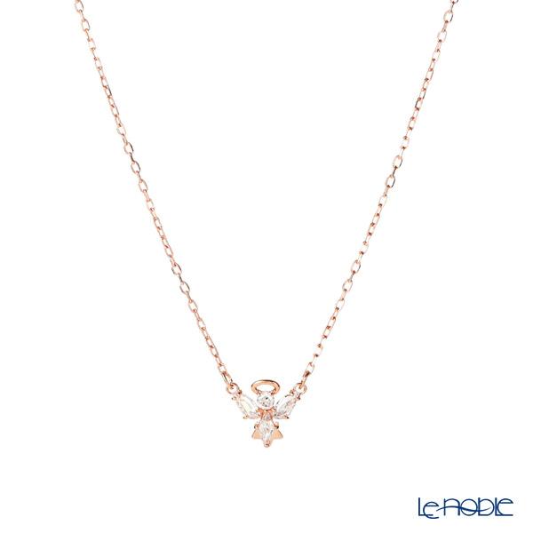 Swarovski 'Magic Angel / White' Rose Gold SW5498966 Necklace 44cm