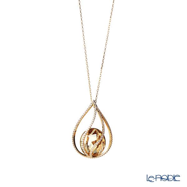 スワロフスキー ネックレス エネルジック(ゴールド) SW5502947 19AW