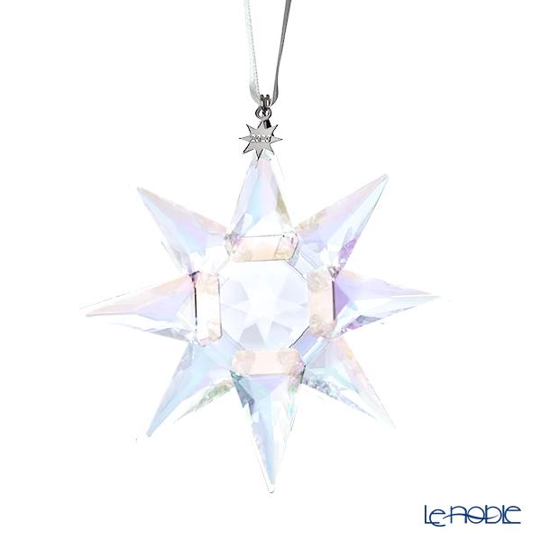 Swarovski 'Christmas - Snowflake / Aurore Boreale' SWV5504083 [LE in 2020] Ornament 10cm
