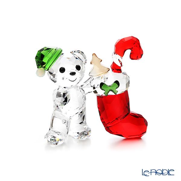 スワロフスキー Christmas クリスベア KrisbearSWV5-506-812 20AW 2020年度限定生産品