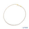 Swarovski 'Tennis Deluxe / White' Gold SW5511545 Necklace 40cm