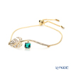 Swarovski 'Tropical / Green & White' Gold SW5519234 Bracelet