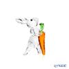 スワロフスキー ウサギとニンジンSWV5-530-687 20AW
