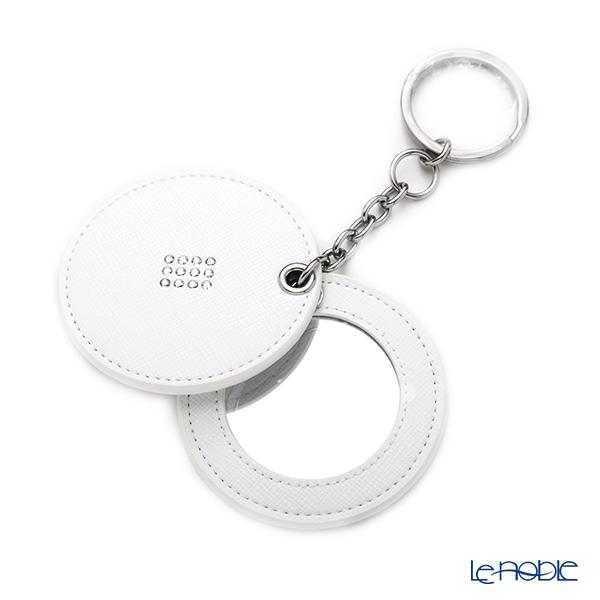 スワロフスキー ポケットミラー(ホワイト) SW5531339 20SS