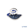 Swarovski 'Swan / Blue' Stainless Steel SW5531511 Ring Sticker