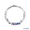Swarovski 'Louison / White & Blue' Rhodium SW5536548 Bracelet