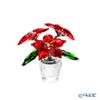 Swarovski 'Poinsettia (Christmas)' SWV5538626 Figurine H6cm