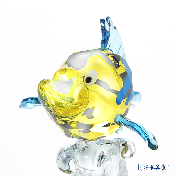 Swarovski 'Disney - Flounder / Little Mermaid' SWV5552917 Figurine H5.5cm