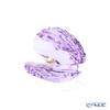 Swarovski 'Disney - Shell with Crystal Pearl / Little Mermaid' Purple SWV5552919 Object 3cm