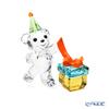Swarovski 'Kris Bear - Best Wishes' SWV5557538 Figurine H5.5cm