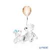 Swarovski 'My Little Kris Bear - Mother & Baby' SWV5557542 Figurine H6.5cm