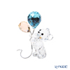 Swarovski 'My Little Kris Bear - Balloons' SWV5557545 Figurine / Card Stand H6cm
