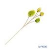 Swarovski 'Garden Tales - Eucalyptus' Green SWV5557803 Leaf Object 17cm
