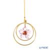 Swarovski 'Garden Tales - Cherry Blossom' Pink SWV5557804 Flower Ornament 7cm