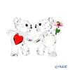Swarovski 'Kris Bear - Happy Together' SWV5558892 Couple Figurine H4.3cm
