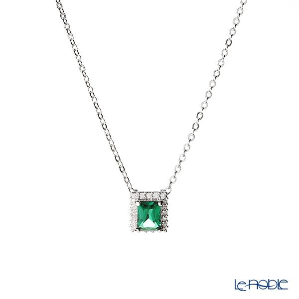 スワロフスキー ネックレス Angelic Rectangular SW5559380 20AW グリーン