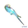 Swarovski 'Jungle Beats - Parrot (Bird)' Shiny Green SWV5572152 Animal Magnet 7.5cm (L)