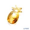 Swarovski 'Jungle Beats - Pineapple' Yellow SWV5572158 Magnet / Brooch 3cm (L)
