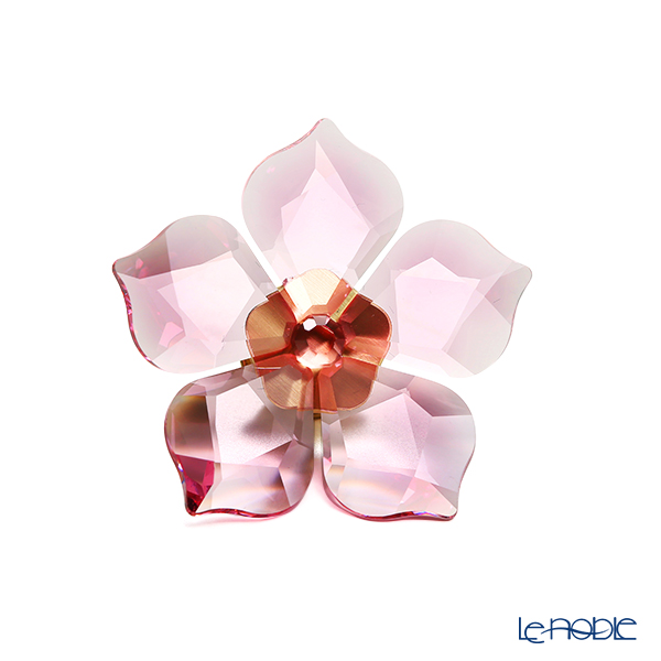 Swarovski 'Garden Tales - Cherry Blossom' Pink SWV5580026 Flower Magnet 3.5cm (L)