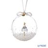 Swarovski 'Christmas Ball - Tree' SWV5596399 [Annual Edition 2021] Ornament 7.5cm