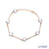 Swarovski 'Constella / White' Rose Gold SW5609711 Bracelet