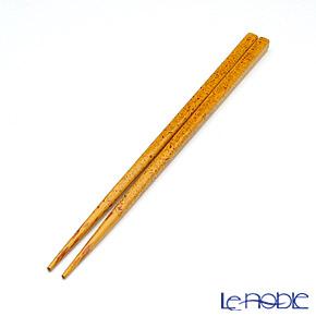若狭塗箸(兵左衛門) うるし 桜木(中) 20.5cm B-918