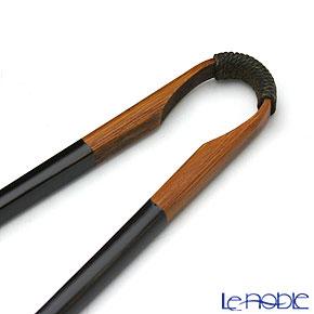 若狭塗箸 古代箸 黒24cm M-20002