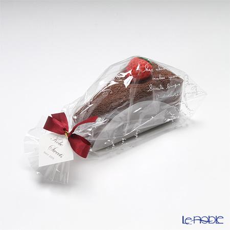 プチギフト ケーキタオル チョコレートケーキA05-001-03
