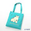 Lesson gift bag Aqua cat