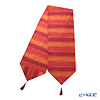 Thompson table runner Stripe / Orange
