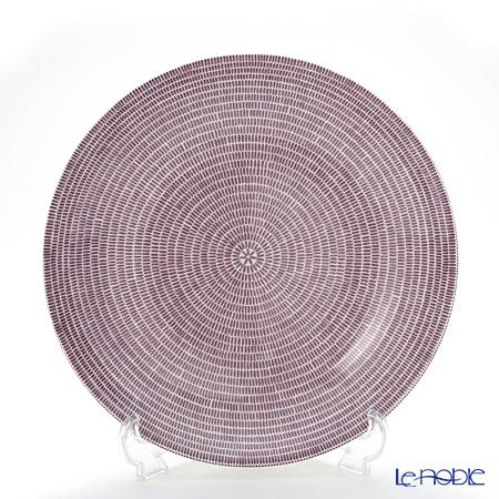 Arabia 24h Avec Purple Deep plate 24 cm set of 6