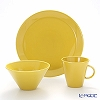 Arabia Koko Saffron set of Bowl, Plate and Mug