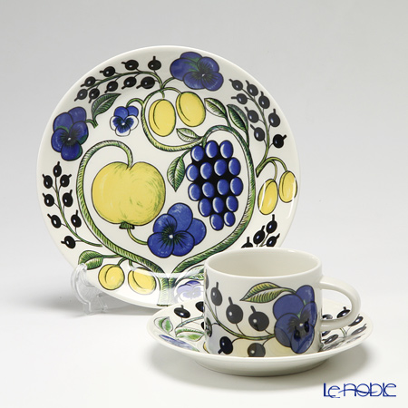 Arabia Paratiisi Colourful Trio set : アラビア tableware usa - pezcame.com