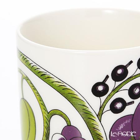 Arabia 'Paratiisi' Purple Mug 240ml (set of 4)