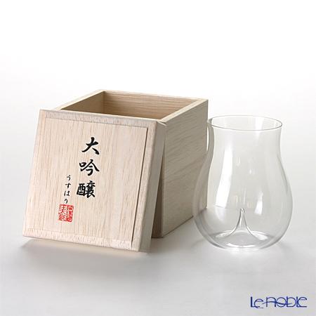 【即日出荷対応】松徳硝子 うすはり 大吟醸 【木箱入】