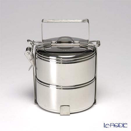 【即日出荷対応】シーガル フードキャリア 弁当箱(ランチボックス) ステンレス 10×2