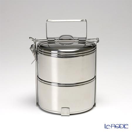 【即日出荷対応】シーガル フードキャリア 弁当箱(ランチボックス) ステンレス 12×2