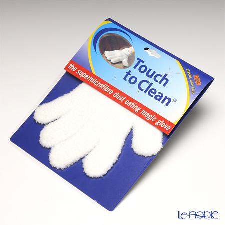 【即日出荷対応】タッチ・トゥ・クリーン マイクロファイバーお掃除手袋(片手)