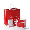 [Advance Sale] Baccarat Baccarat EYE 2-612-989 Base (vase) square S 20 cm bakara logo on Ribbon & paper bag with: