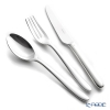 Christofle 'Mood' 0065 [Silver Plated] Table Spoon, Fork, Knife (set of 3 for 1 person)