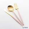 CTI pole Goa GOA pink / gold Table 3-point set matte finish