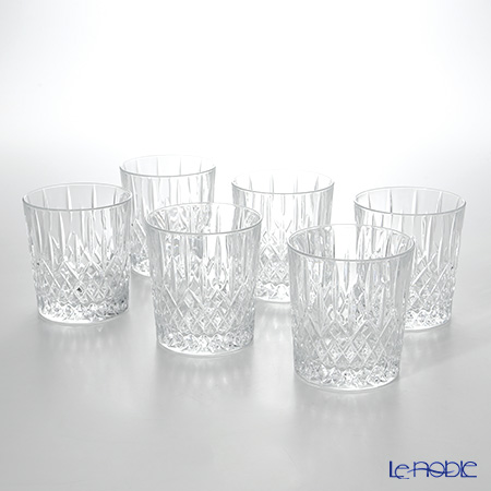RCR Home &Table Tosca Old fashioned (L) LUXION 300 ml 6-piece set