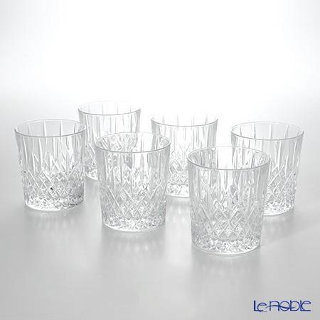 RCR Home&Table トスカ オールドファッション(L)LUXION 300ml 6本セット
