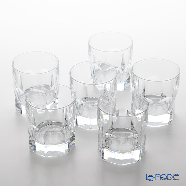 Da vinchiklistal Rome Set of 6 old fashioned (L) 290 cc