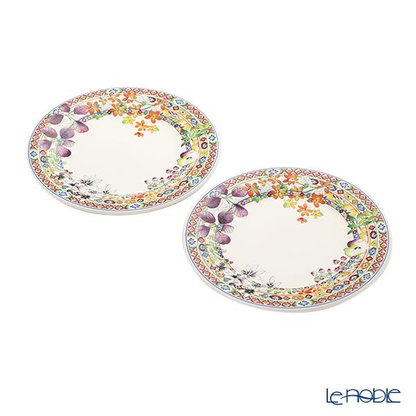 Gien 'Bagatelle' 1781B4AB50 Dessert Plate 22cm (set of 2)