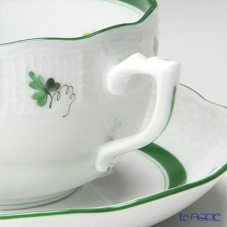 ヘレンド ウィーンのバラ 00724-0-00/724ティーカップ&ソーサー 200cc ペア