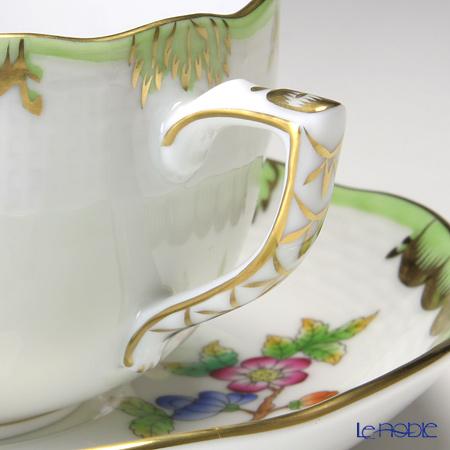 Herend Queen Victoria / Victoria avec Bord en Or VBO 00724-0-00/724 Tea Cup & Saucer 200ml (set of 2)