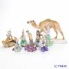 Herend & Le-noble Original Figurine set 'Persian' Figurine (set of 8)