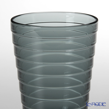Iittala 'Aino Aalto' Grey Tumbler 330ml (set of 2)